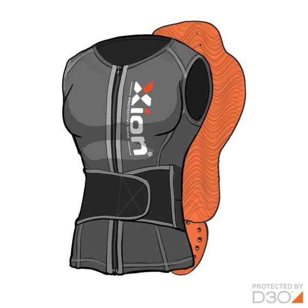 xion-backpad-vest-freeride-women-sketched-front