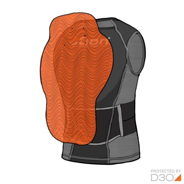 xion-backpad-vest-freeride-junior-sketched-back